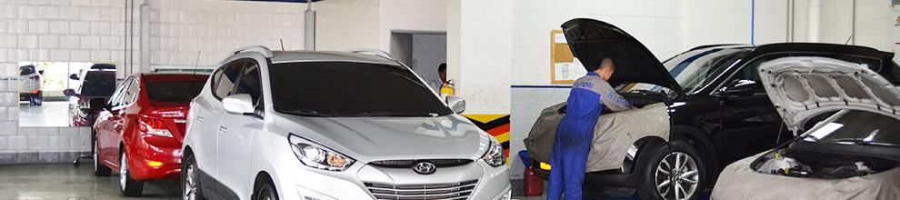 MECÁNICA GENERAL // Hyundai Cali / Concesionario Caribe Automotriz