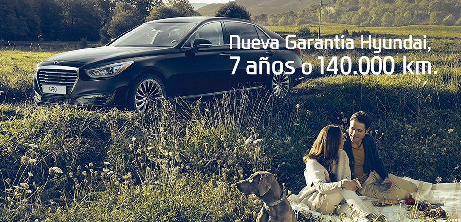 Garantía Hyundai
